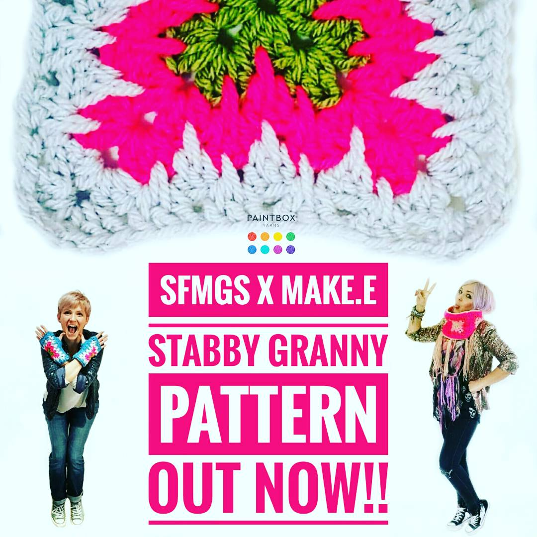 free granny square crochet patterns