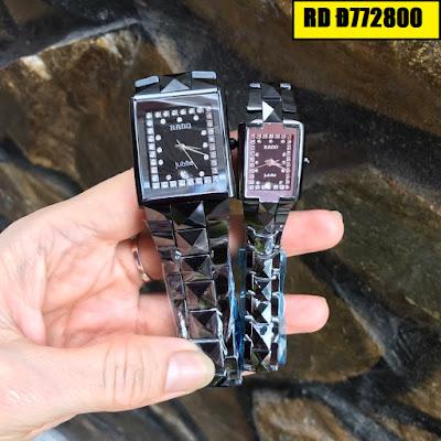 Đồng hồ cặp đôi Rado RD Đ772800