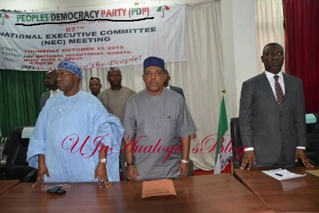 PDP Announces 'Amnesty' For Sheriff, Others Over Party Crisis