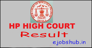 HP High Court Result