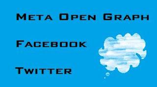 Memasang Meta Data Open Graph