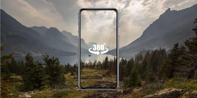 Cara Mengambil Foto 360 Derajat di Android