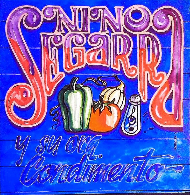 QUE VIVA LA SALSA - NINO SEGARRA Y SU ORQUESTA CONDIMENTO (1987)