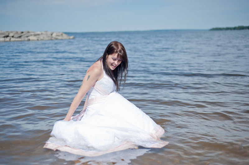 Trash The Dress Session: Girls Just Wanna Have Fun