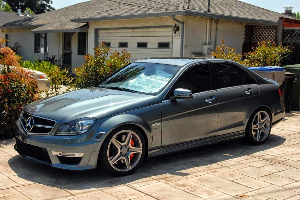 2011 mercedes benz w204 c63 amg benztuning. Black Bedroom Furniture Sets. Home Design Ideas