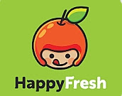 Download Aplikasi Pengiriman Happy Fresh