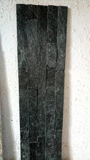 Natural stone black