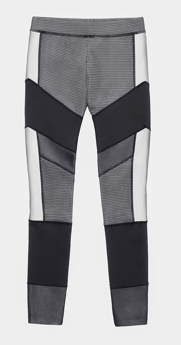 Leggins by Alexander Wang, Alexander Wang For H&M, H&M, Designer Collaborations, Luxe Sportswear, Sportswear