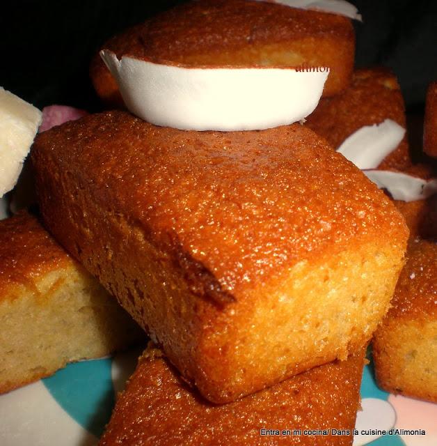 Mini Cake Confiture Guy Demarne