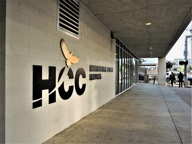 HCC International Student Office on Elgin