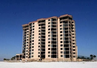 Orange Beach gulf-front condo for salre at Broadmoor