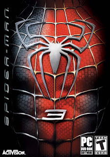 Spiderman 3 PC Game_Box