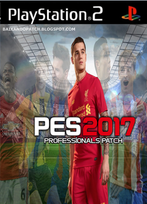 PES 2017 Professionals Patch (PS2)