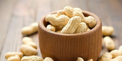 Manfaat dan Kandungan Nutrisi Kacang Tanah Bagi Kesehatan Tubuh