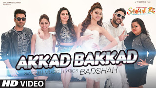 bollywood party song - Akkad Bakkad