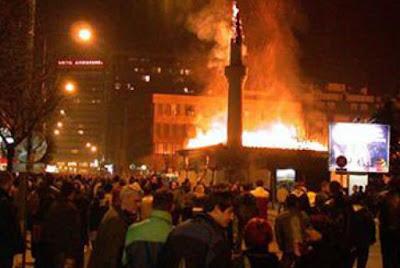 Hasil carian imej untuk masjid di Taxes terbakar