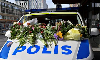 Terrorist in Sweden