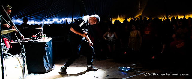 Cadence Weapon at Hillside 2018 on July 13, 2018 Photo by John Ordean at One In Ten Words oneintenwords.com toronto indie alternative live music blog concert photography pictures photos