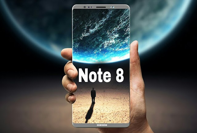 All The Collective Rumors About Samsung Galaxy Note 8