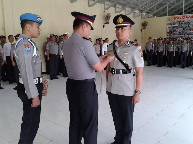 AKBP Eri Dwi Hariyanto.S.IK : Banyak PR Yang Mesti Diselesaikan Kasat Resrim Baru