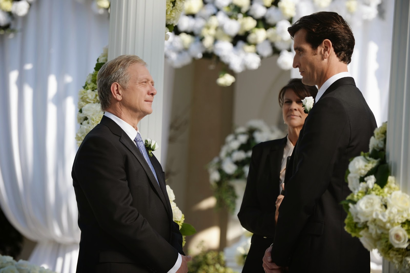 Scandal 4x17-18 Put a Ring on It Honor Thy Father Review