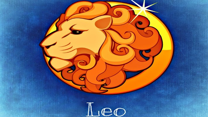 Wallpaper: Horoscope - Leo