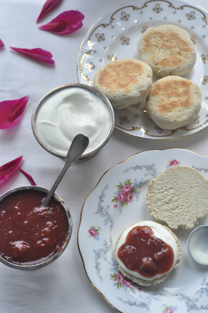 glutenfree Scones, easy to make and oh-so good