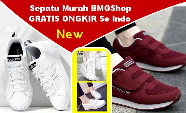 Sepatu Wanita Model Terbaru Lengkap BMGShop bb9457feb9
