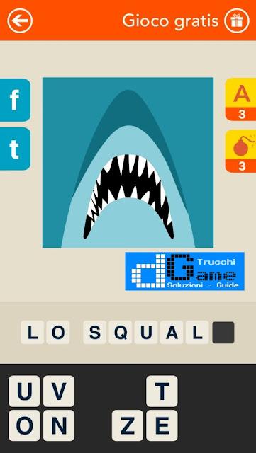 Indovina il film! Logo Quiz soluzione pacchetto 2 livelli 1-25