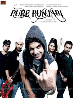 Pure Punjabi Full Movie 2012 DVDrip HQ Torrent Free Download