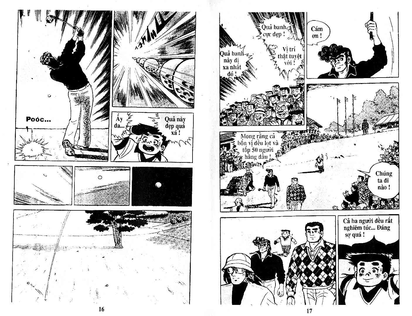 Ashita Tenki ni Naare chapter 26 trang 7