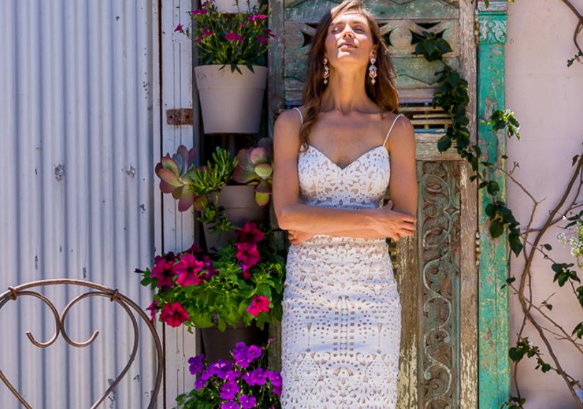 BRIDAL: SARAH JOSEPH COUTURE   2018 WEDDING DRESS COLLECTION