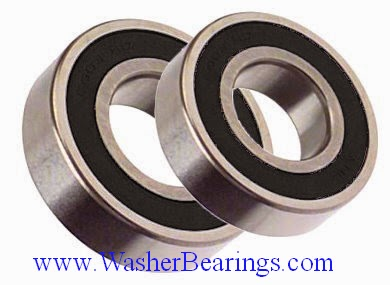 Whirlpool Duet Wfw9200sqa12 Bearing Kit How To Replace
