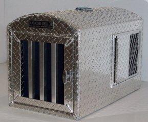 Indestructible Dog Crates Diamond Tread Indestructible