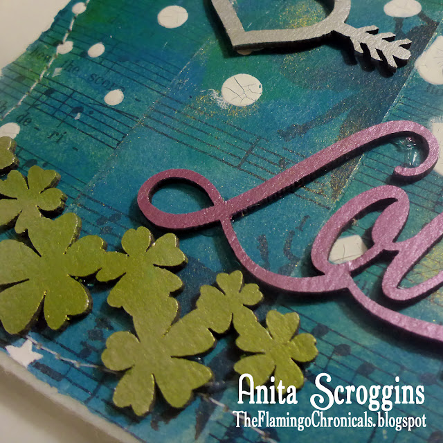 Blue Fern Studios Chipboard