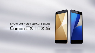 Tecno Camon CX Air Vs Tecno Camon CX