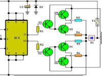 100 W Inverter Circuit Diagram