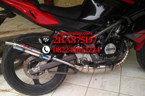 Kawasaki Ninja 150 RR Kips, Ninja R, Ninja SS Harga knalpot Terbaru 2015