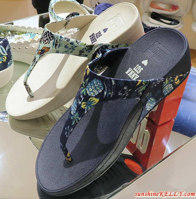 FitFlop Loves Anna Sui Collection, FitFlop x Anna Sui Sandals, FitFlop x Anna Sui Ballerinas, FitFlop x Anna Sui, FitFlop sandals, FitFlop flats, FitFlop ballerinas