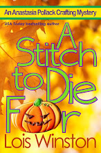 A STITCH TO DIE FOR