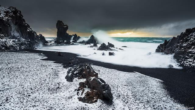 ¡Qué no hacer en Islandia! Los lugares más peligrosos de Islandia