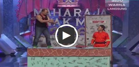 Maharaja Lawak Mega 2016 Minggu Ke 4
