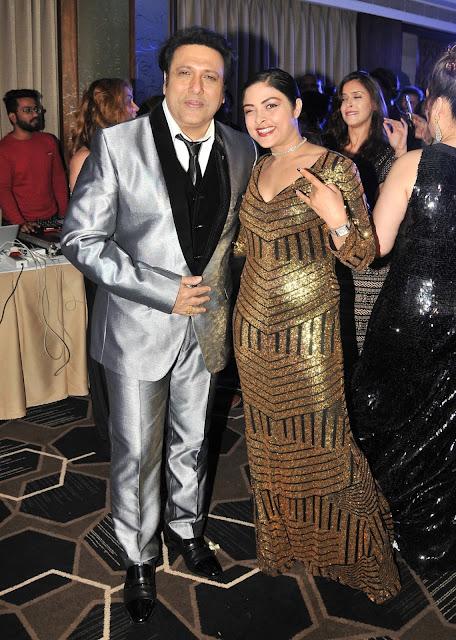 21. Govinda with Gareema Pandey