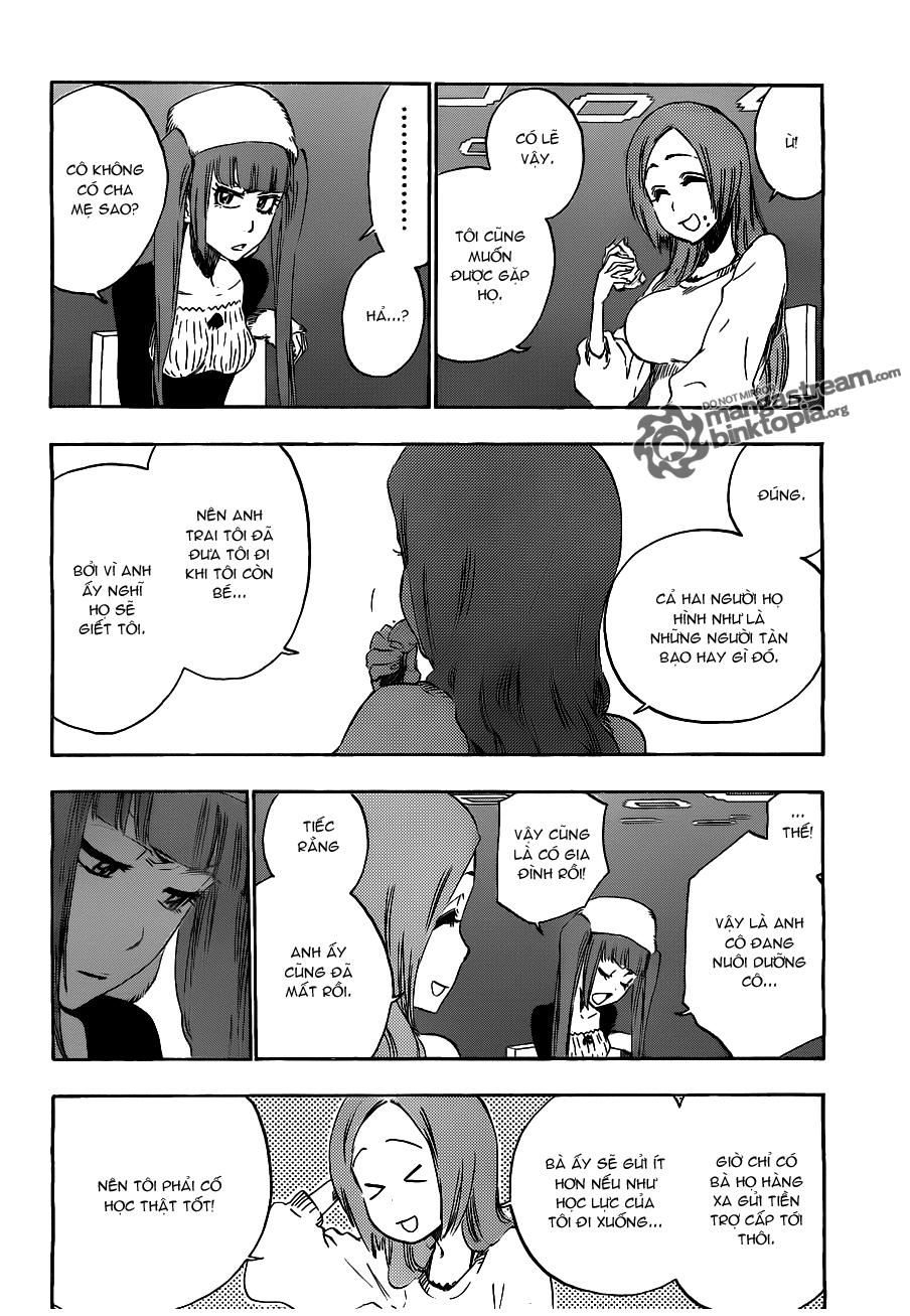 Bleach chapter 450 trang 11