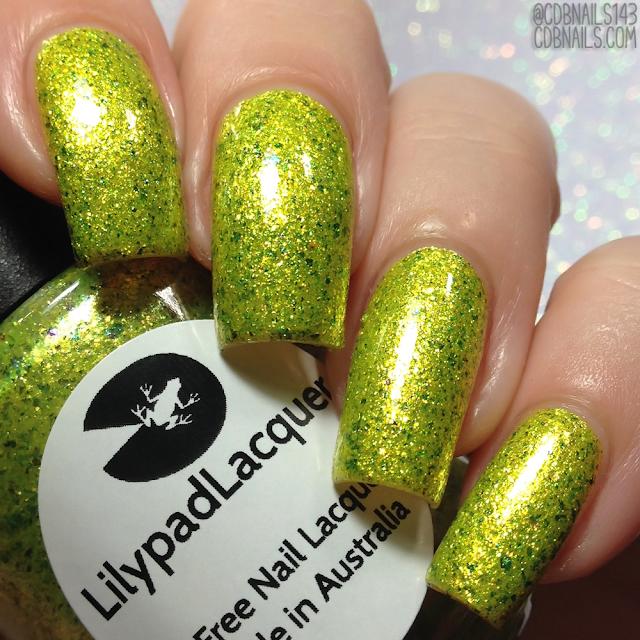 Lilypad Lacquer-Leo