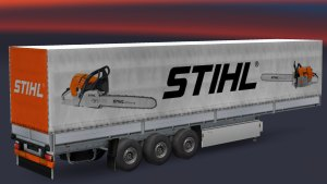 Stihl Chainsaws trailer mod