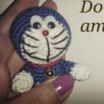 patron gratis Doraemon amigurumi | free amigurumi pattern Doraemon