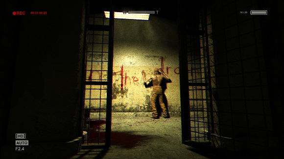 Outlast PC games
