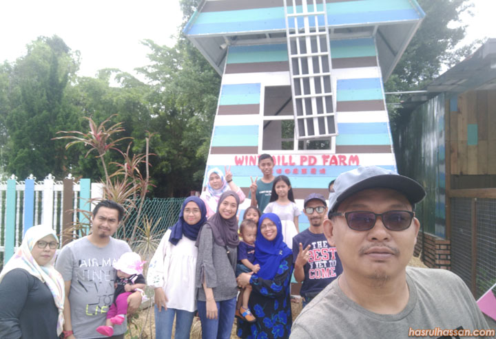 Windmill PD Farm - Tempat menarik baharu di Port Dickson