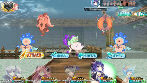 Screenshot Gameplay Moero Chronicle Hyper Terbaru